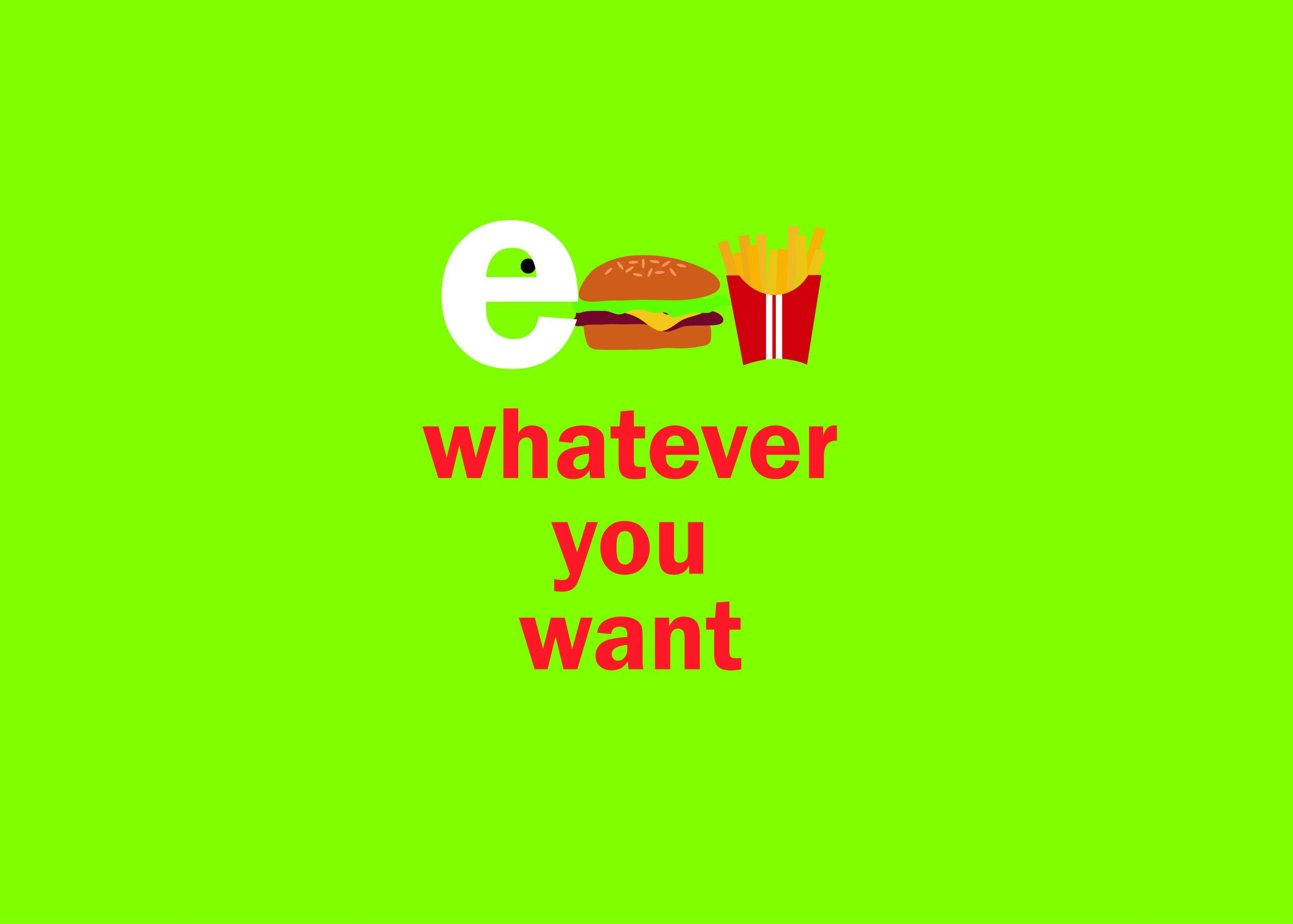 eating is fun - image 7 - student project