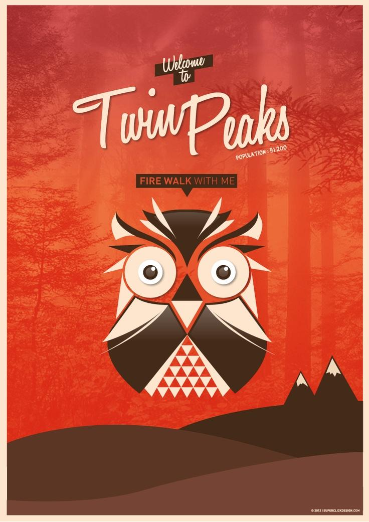 Twin Peaks - image 3 - student project