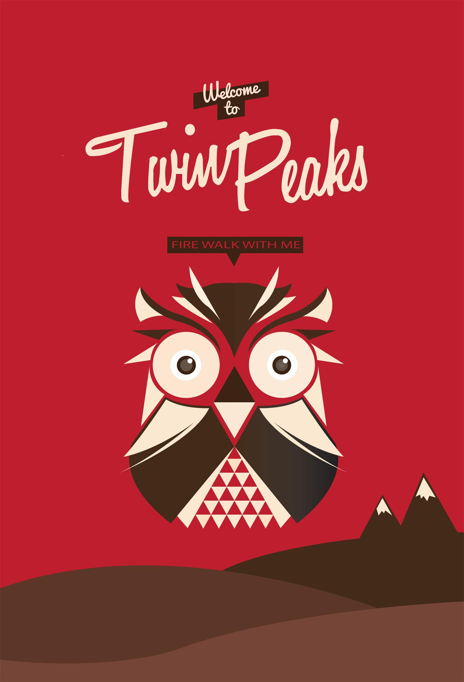 Twin Peaks - image 1 - student project
