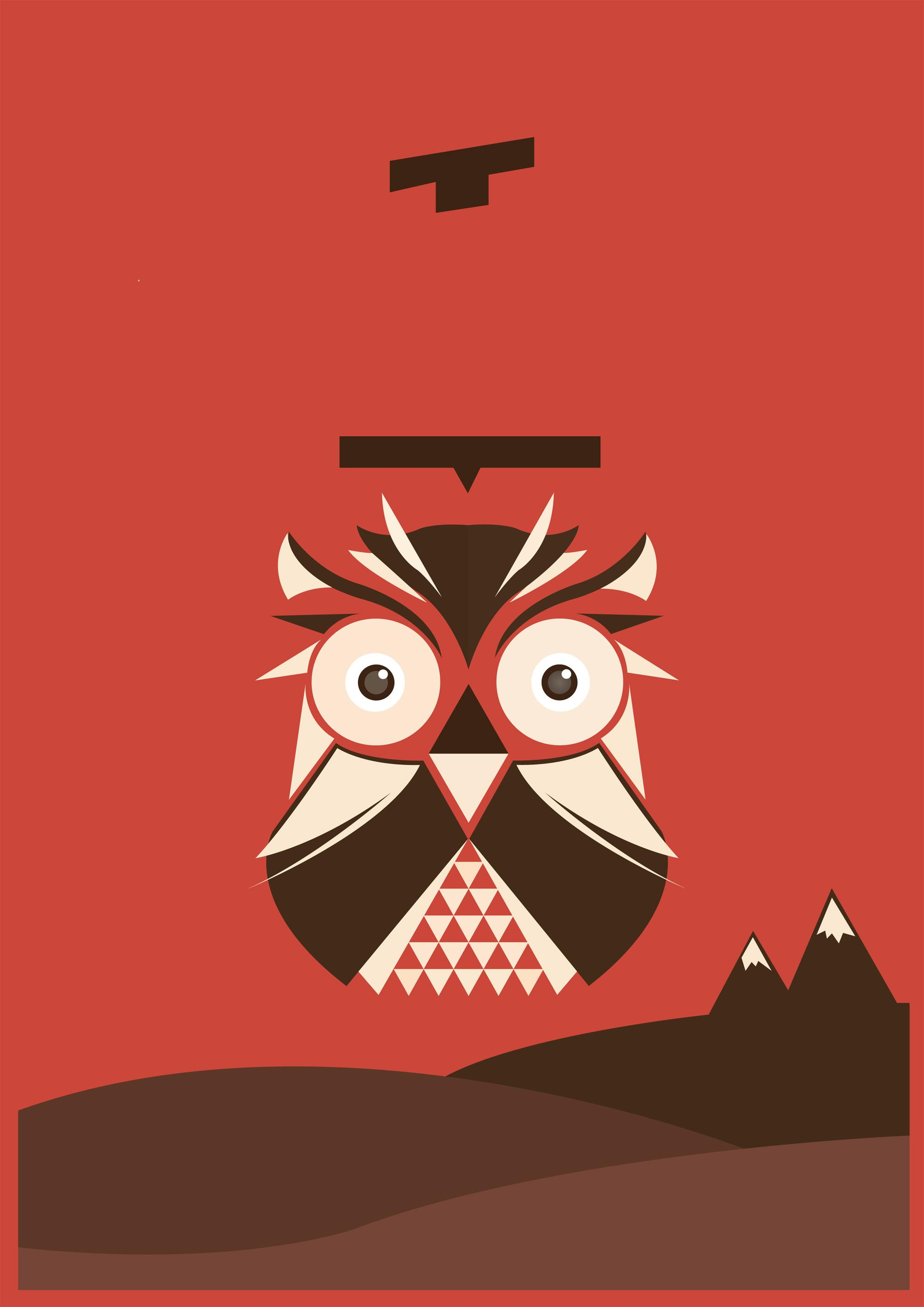 Twin Peaks - image 2 - student project