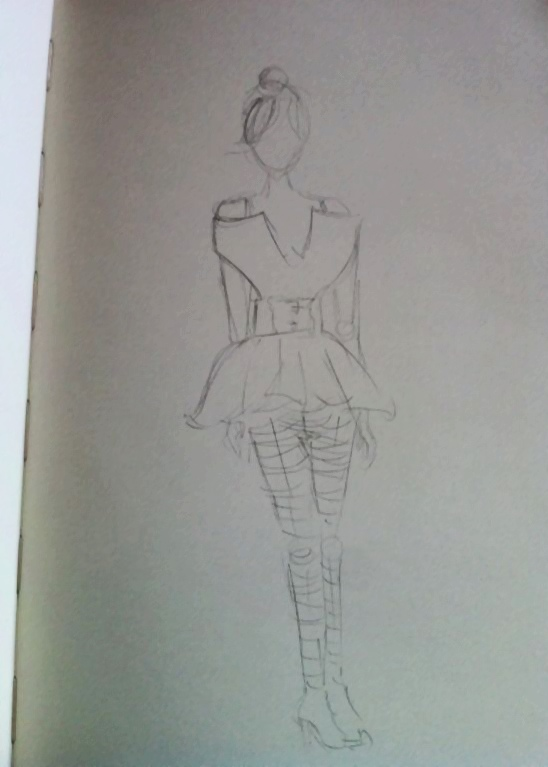 Sketches--Global Romanticism - image 15 - student project