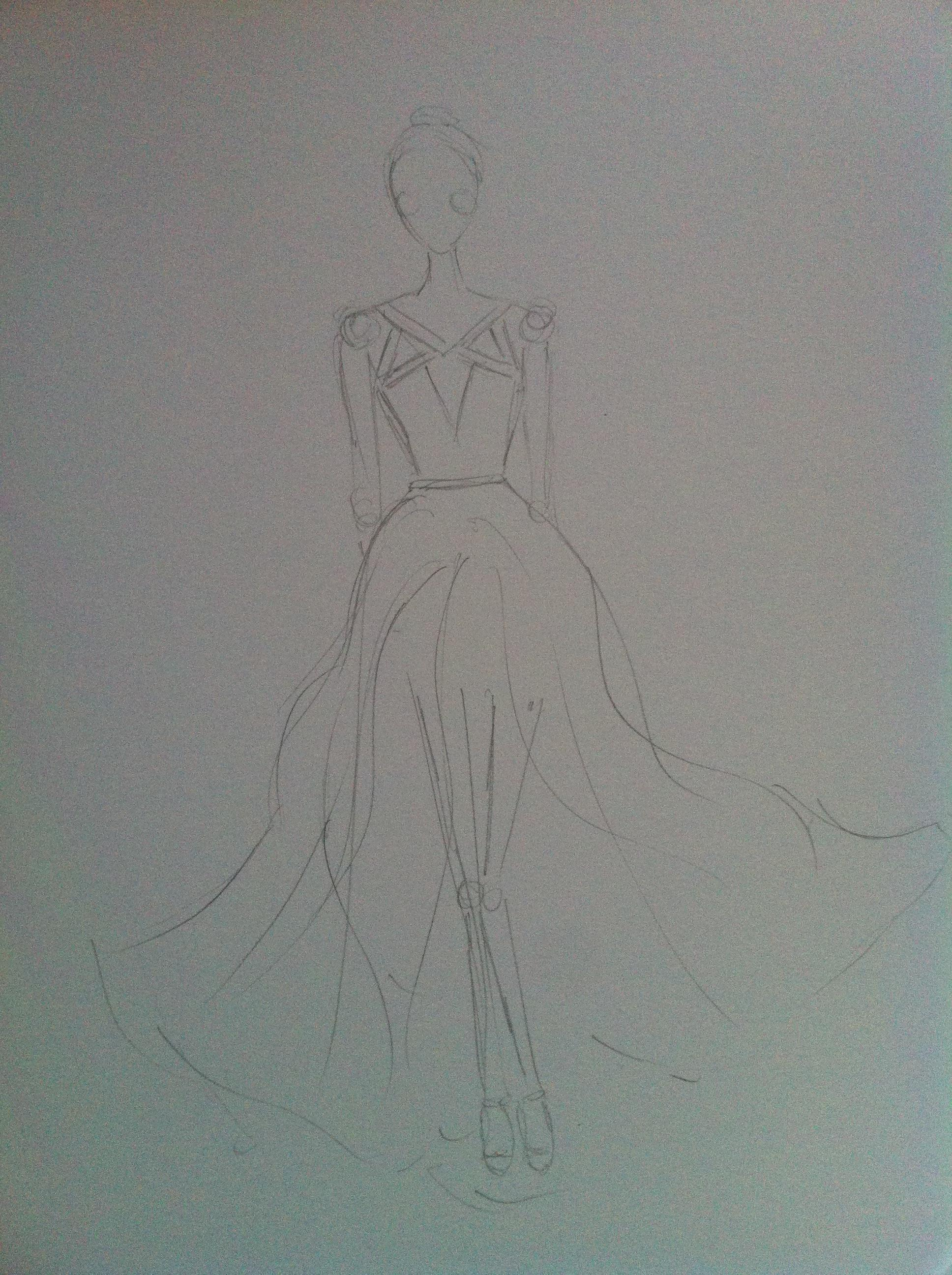 Sketches--Global Romanticism - image 17 - student project