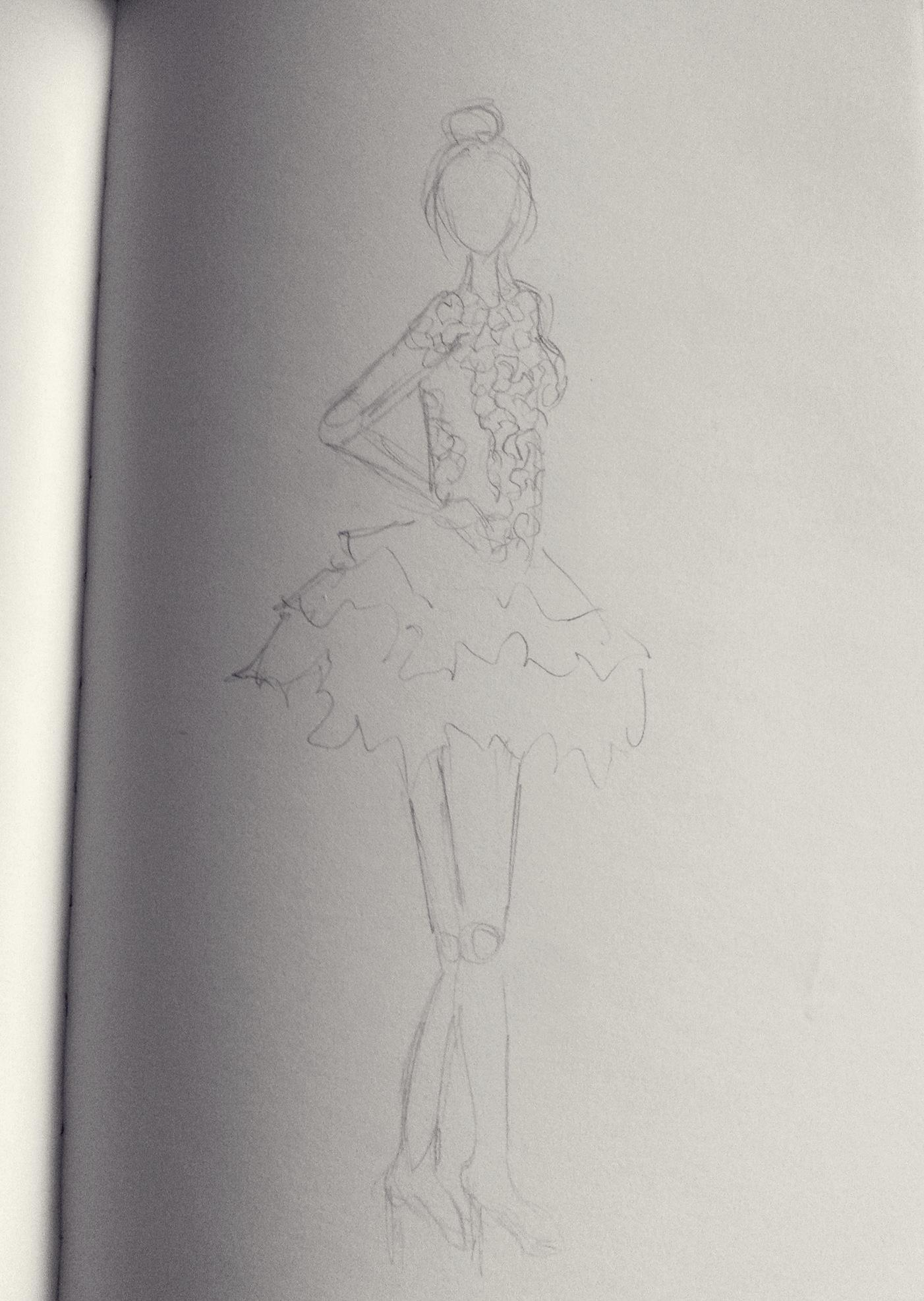 Sketches--Global Romanticism - image 13 - student project