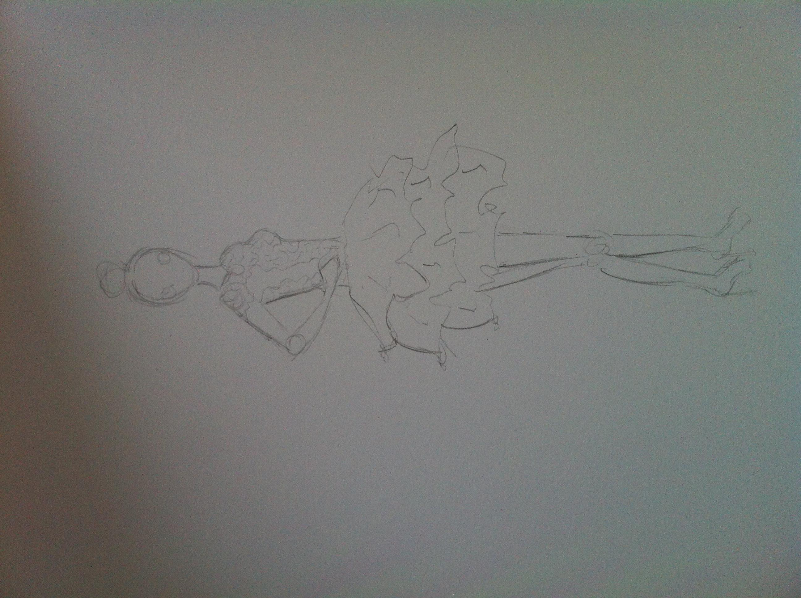 Sketches--Global Romanticism - image 19 - student project