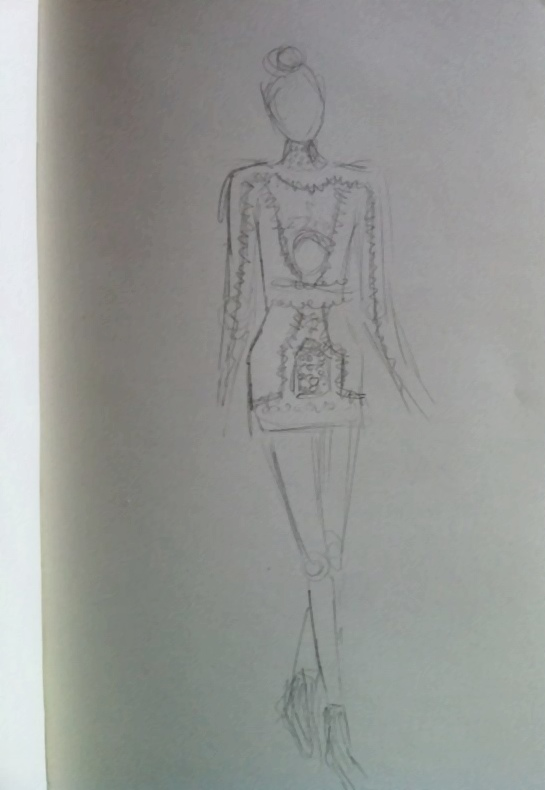 Sketches--Global Romanticism - image 16 - student project