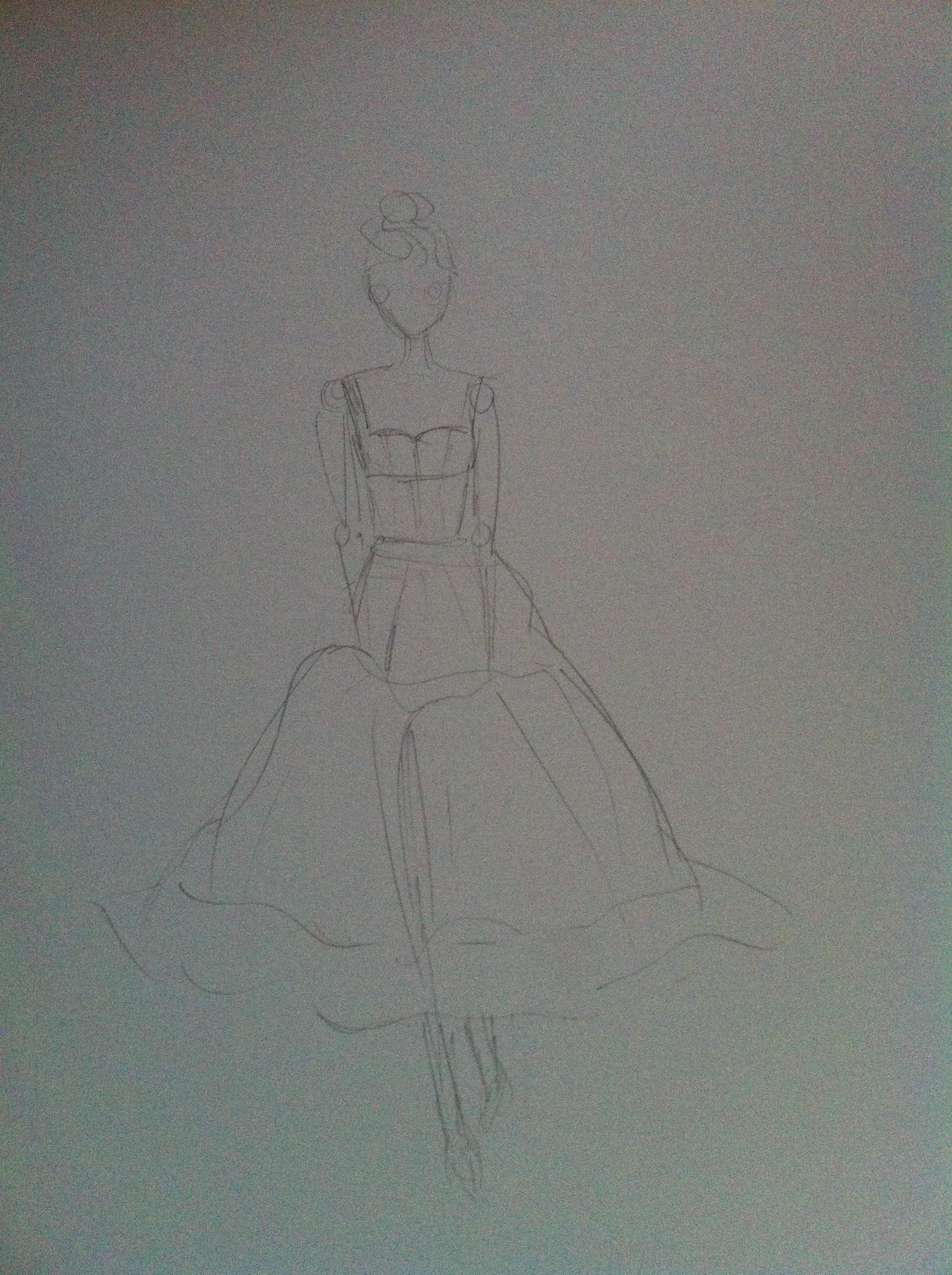 Sketches--Global Romanticism - image 18 - student project