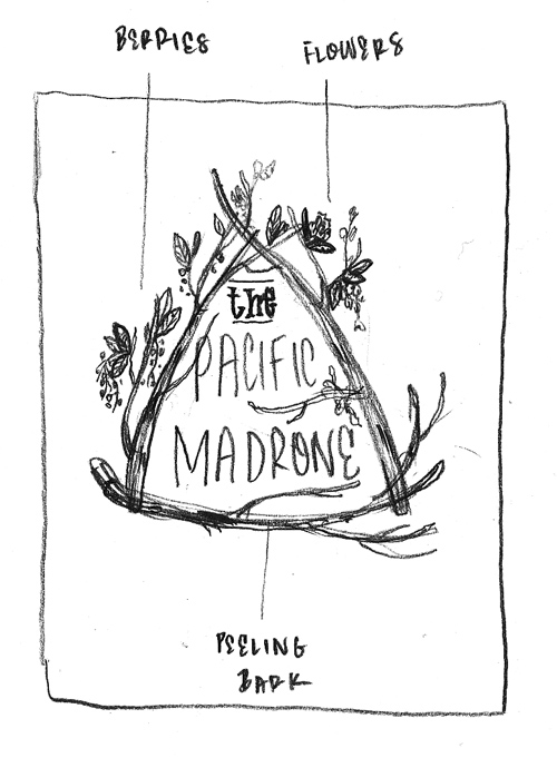 The Pacific Madrone - image 3 - student project