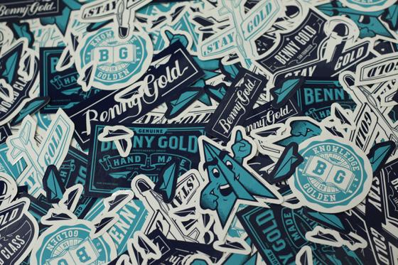 MYOF Clothing x Benny Gold - image 12 - student project