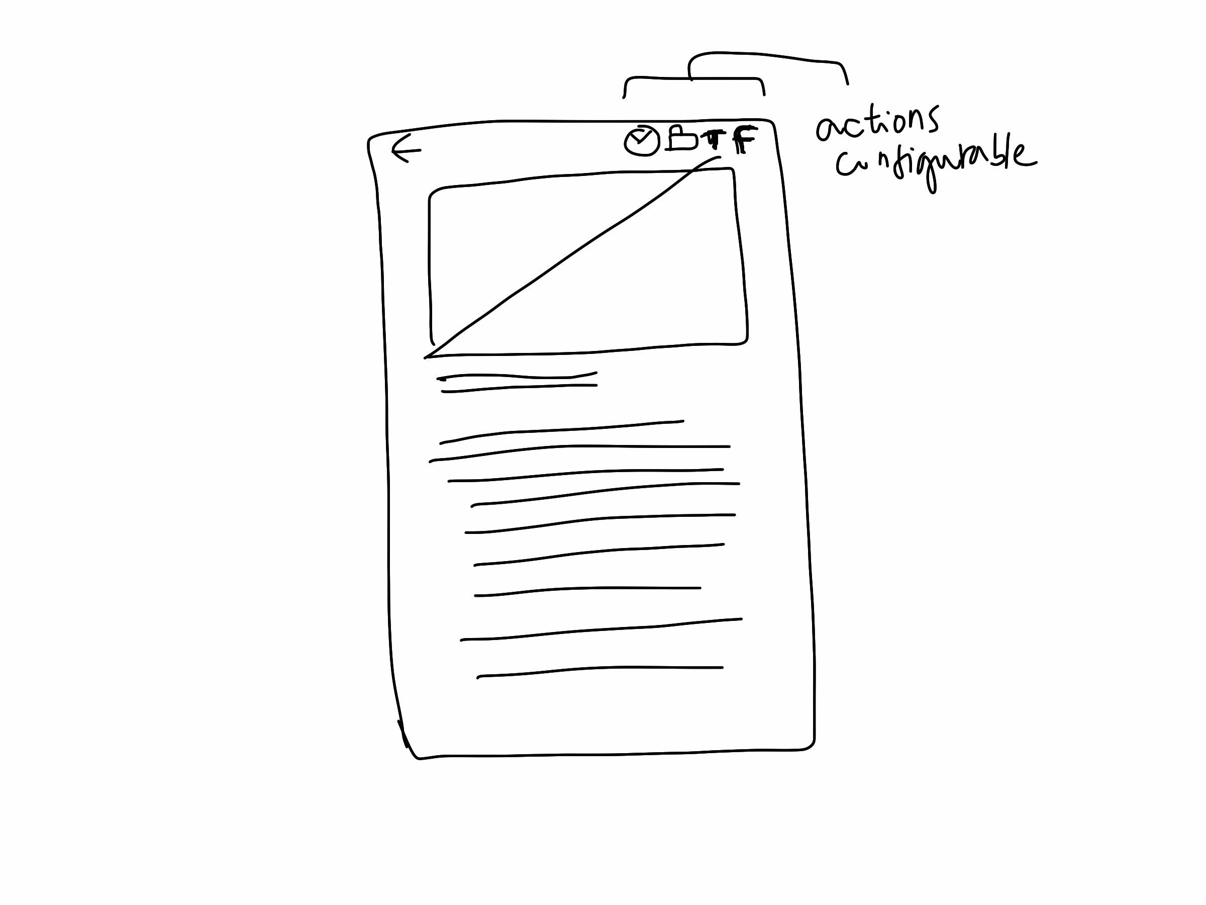 Zero Inbox RSS - image 3 - student project