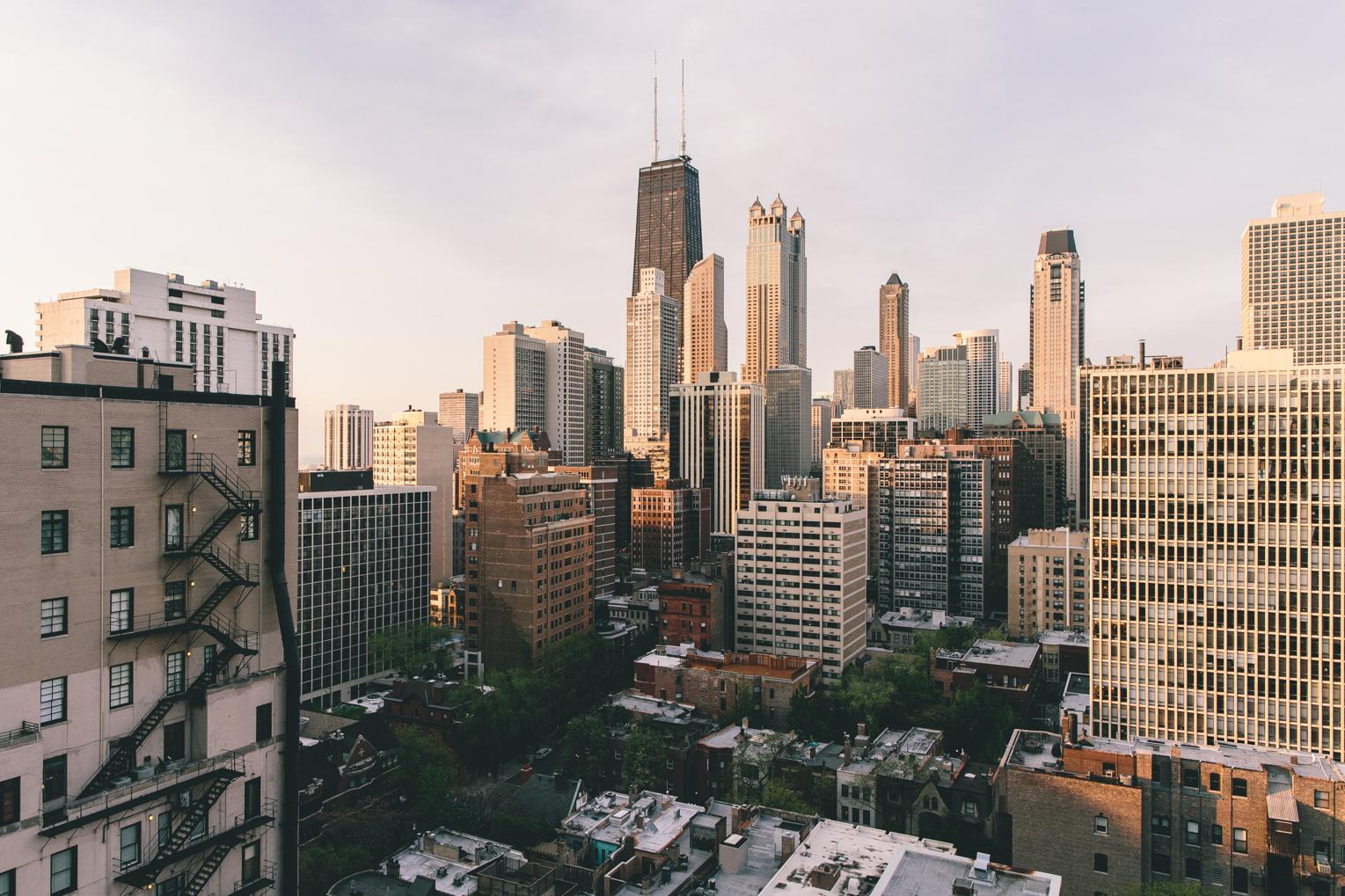 Welcome to Chicago. Sincerely, trashhand - image 3 - student project