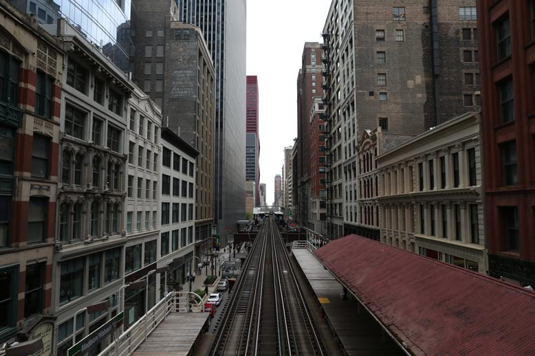 Welcome to Chicago. Sincerely, trashhand - image 18 - student project