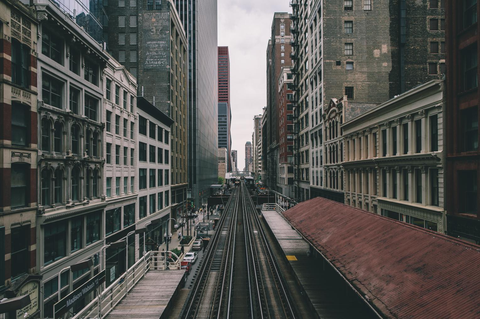 Welcome to Chicago. Sincerely, trashhand - image 5 - student project