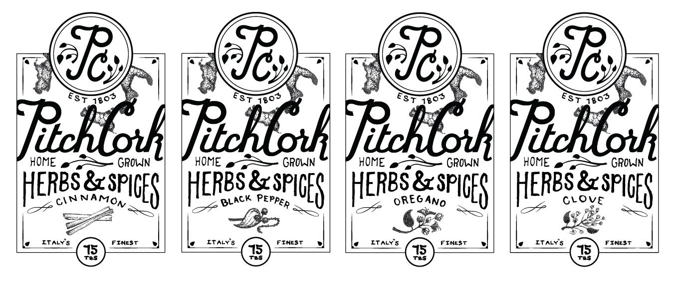 PitchCork Bottled Herbs - image 20 - student project