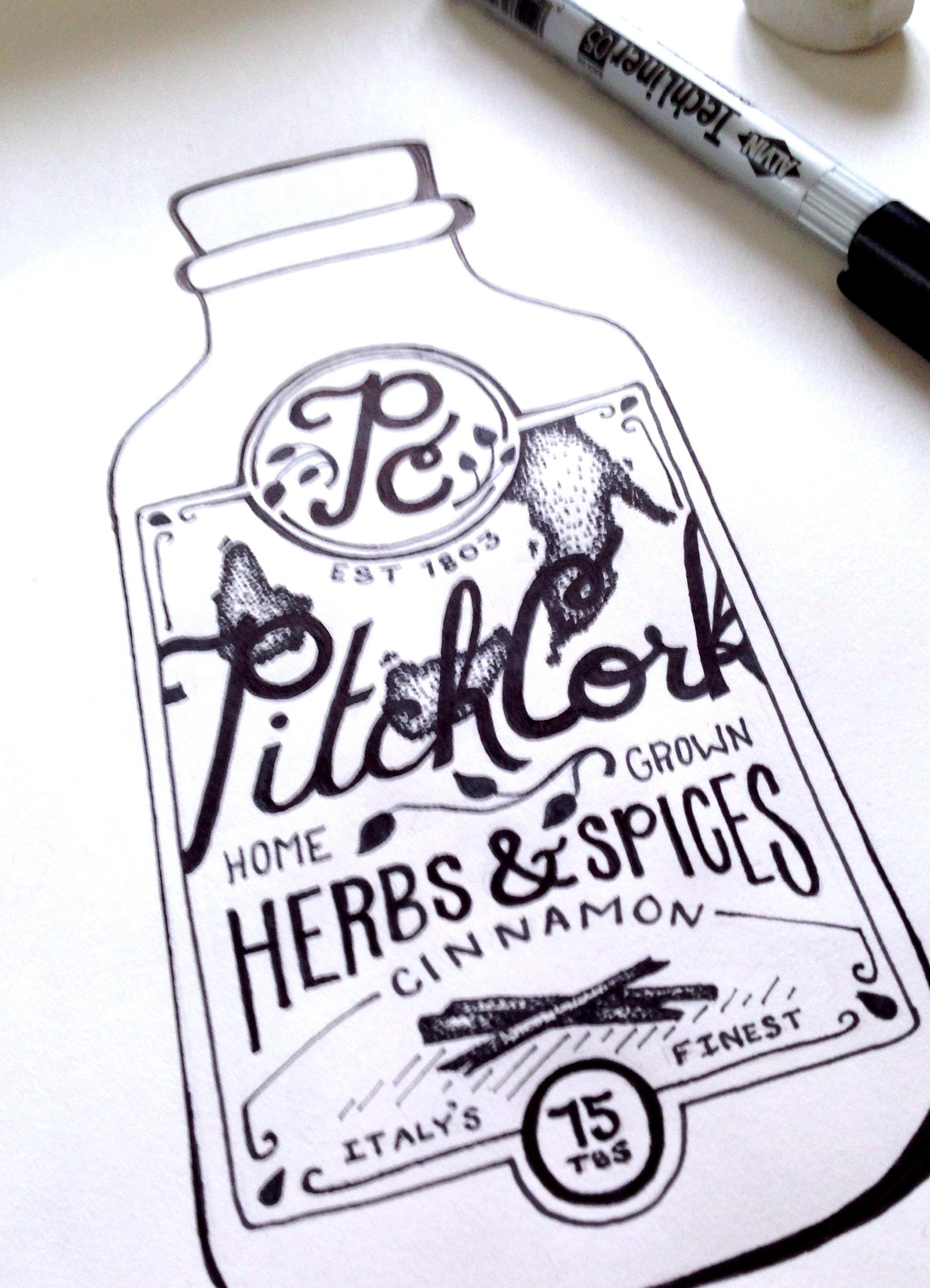 PitchCork Bottled Herbs - image 19 - student project