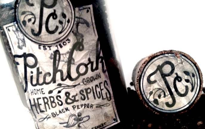 PitchCork Bottled Herbs - image 22 - student project