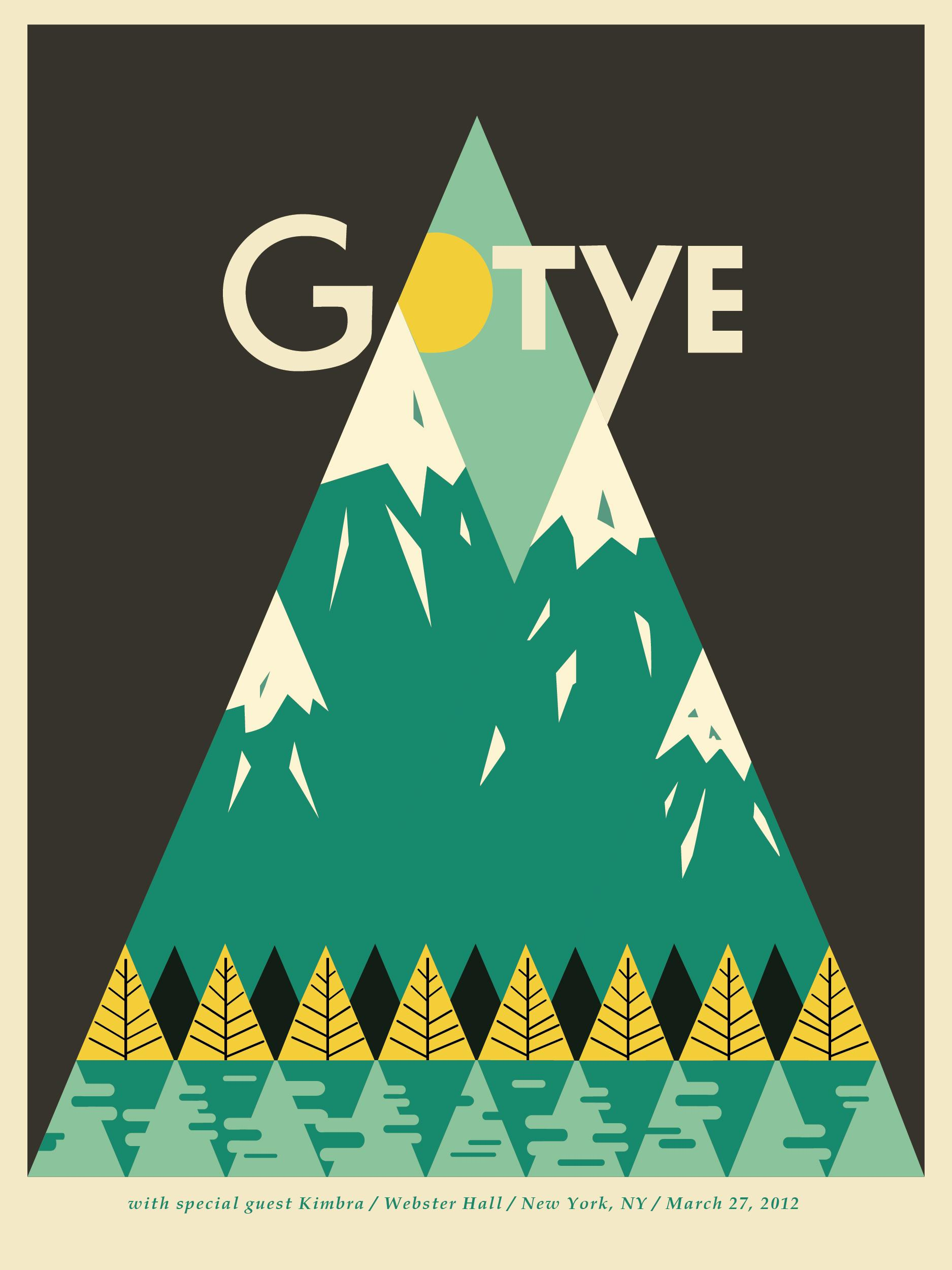 Gotye Poster - image 1 - student project