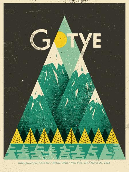 Gotye Poster - image 3 - student project