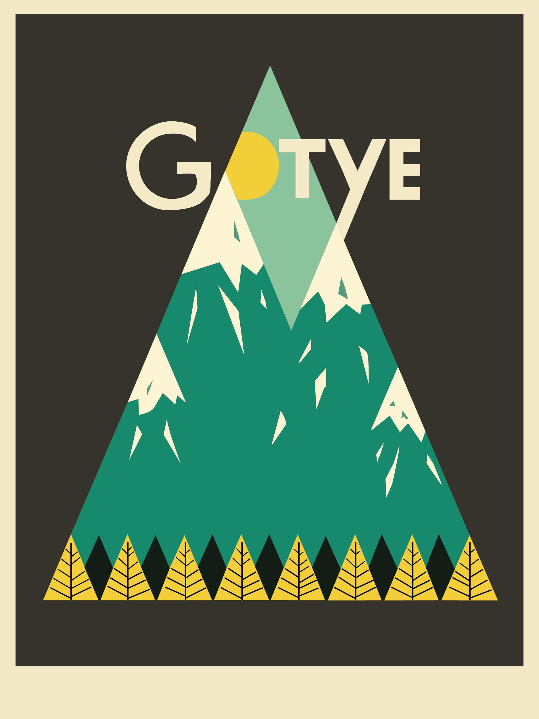 Gotye Poster - image 2 - student project