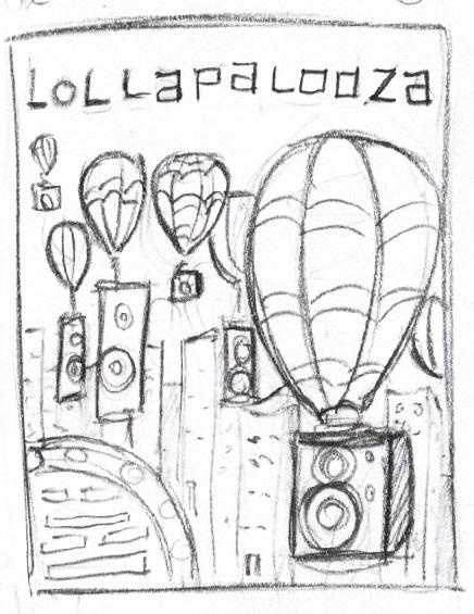 Lollapalooza - image 2 - student project