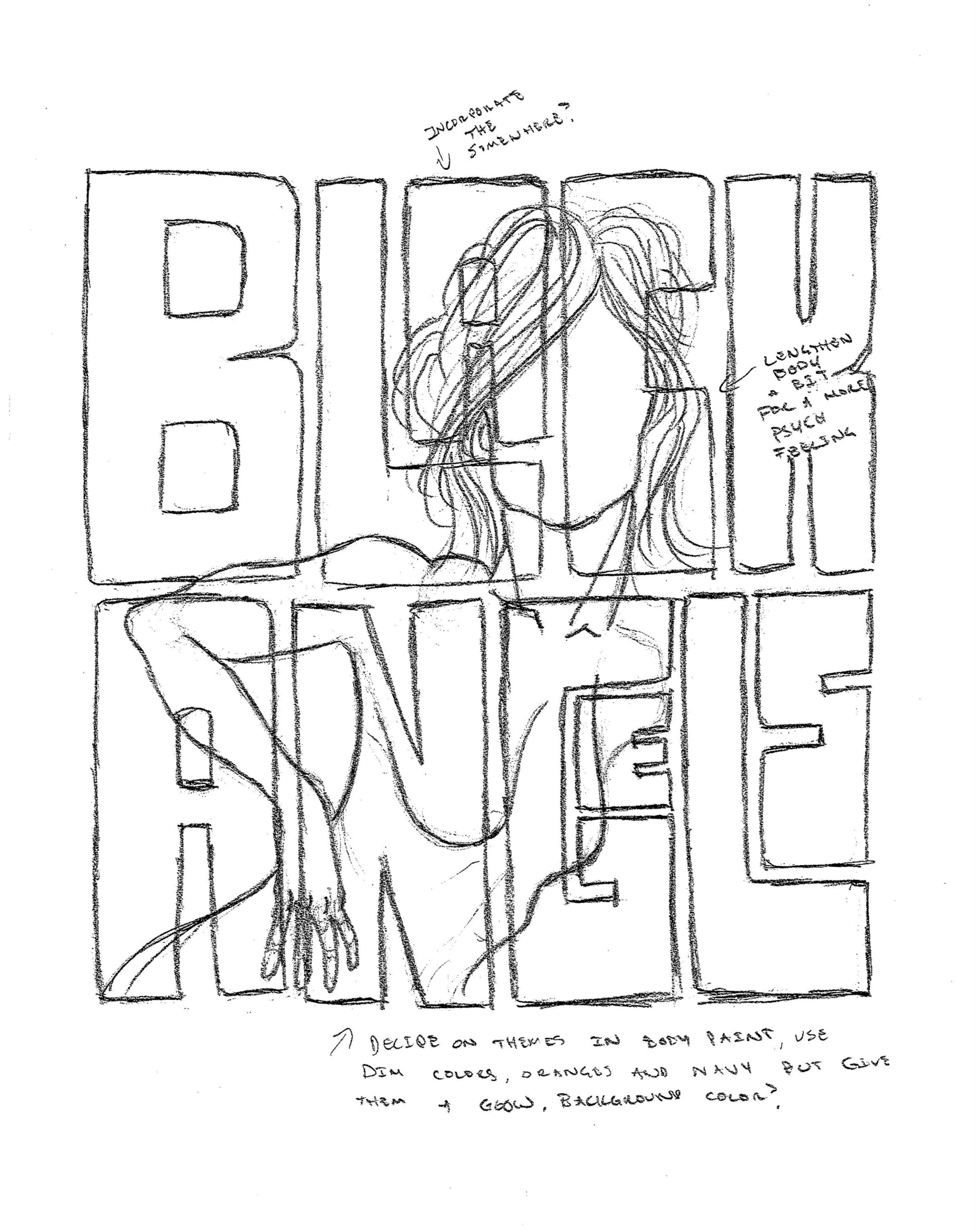 The Black Angels NYC Webster Hall Poster - image 7 - student project