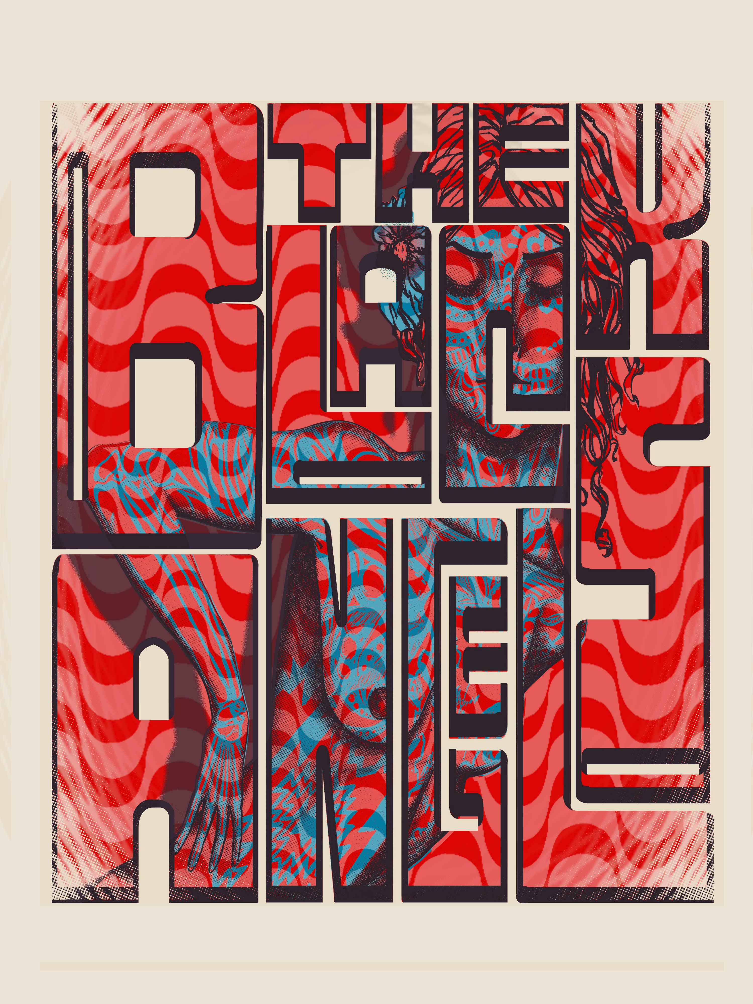 The Black Angels NYC Webster Hall Poster - image 6 - student project