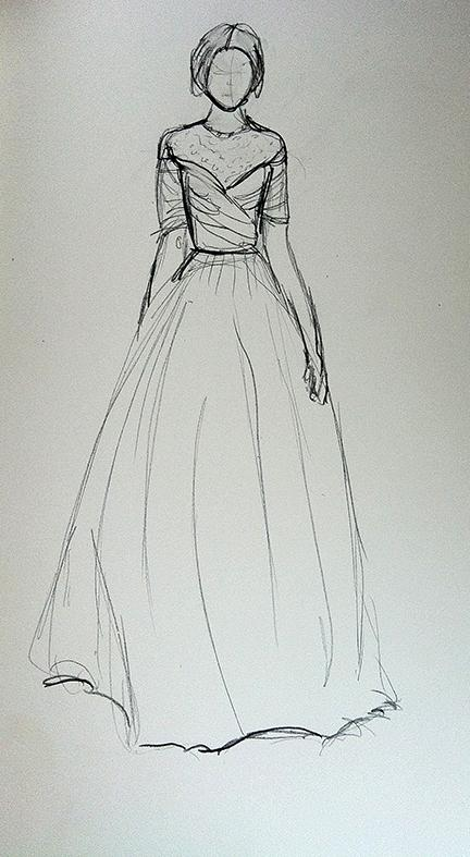 watercolor | Embellished Looks - image 3 - student project