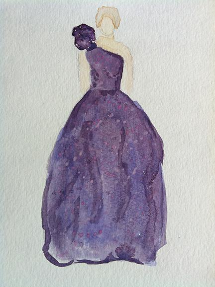 watercolor | Embellished Looks - image 2 - student project
