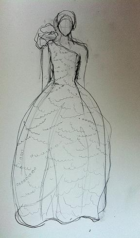 watercolor | Embellished Looks - image 4 - student project