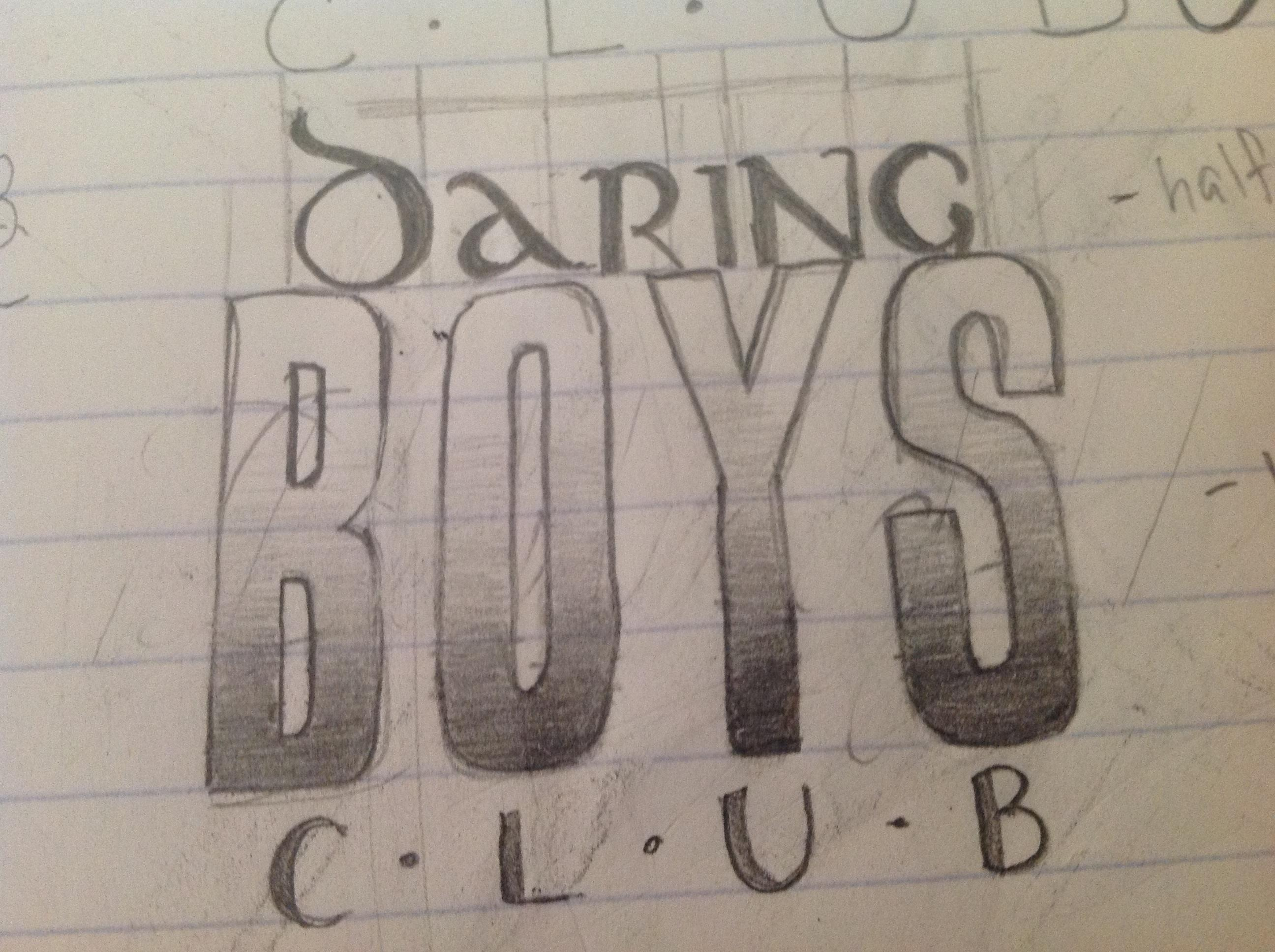 Daring Boys Club - image 1 - student project