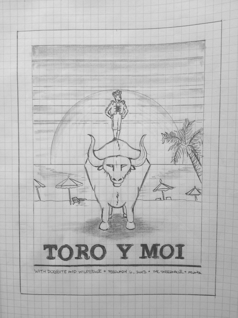 Toro y Moi - image 8 - student project