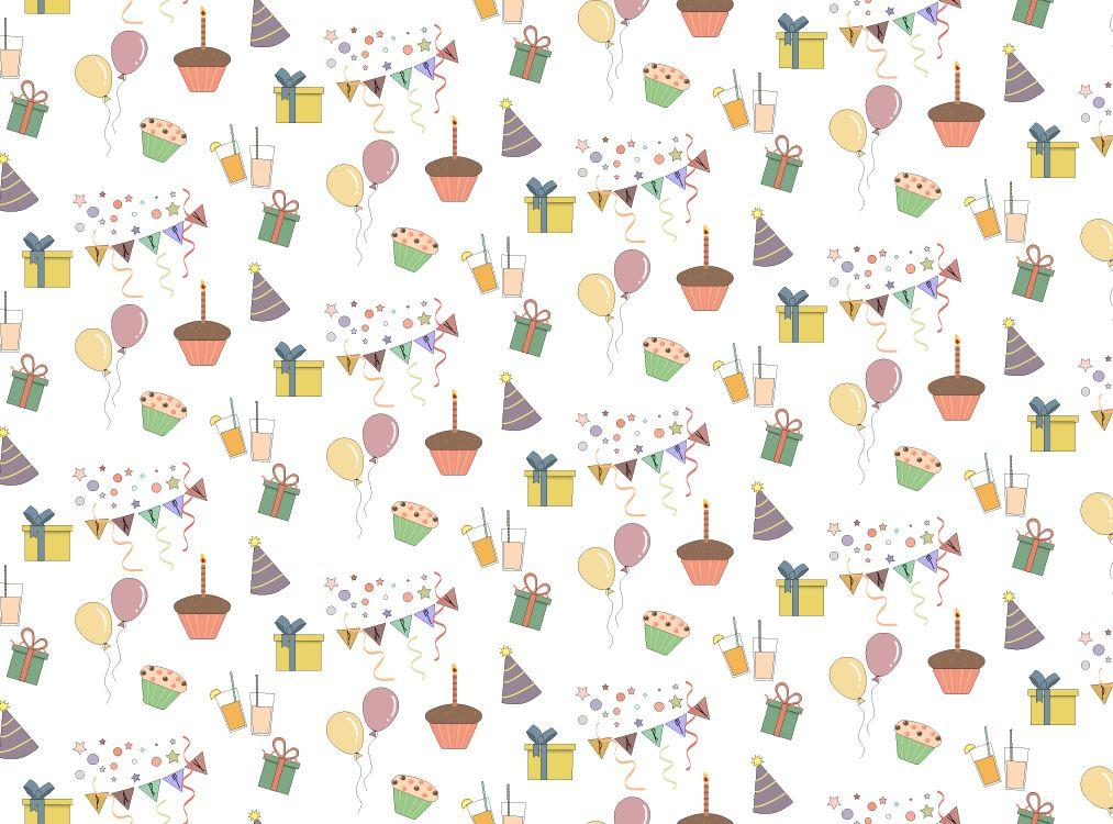 Party Pattern - image 4 - student project