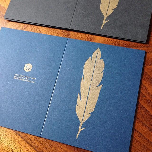 Linocut Memo Books - image 4 - student project