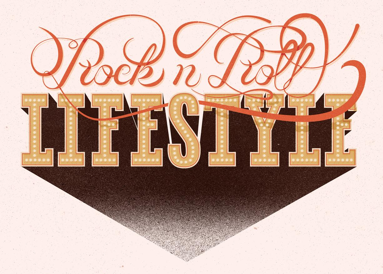 Rock n' Roll Lifestyle - image 11 - student project