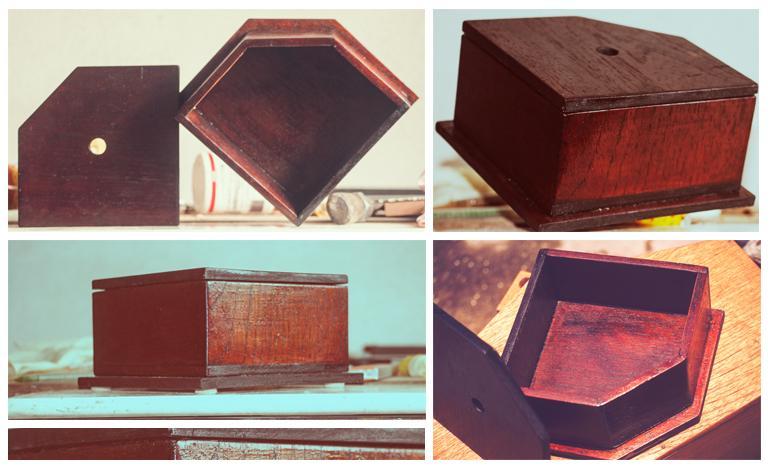 Jewelry box / Pequeño Atelier  - image 7 - student project