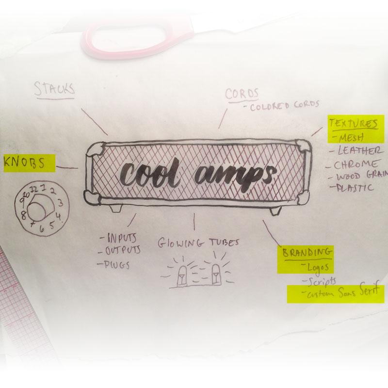 Jackson 5 / logo reinterpretation  & Tom Petty - Stand Your Ground    - image 2 - student project