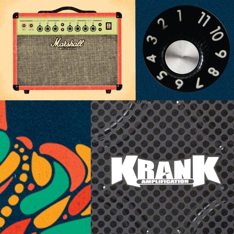 Jackson 5 / logo reinterpretation  & Tom Petty - Stand Your Ground    - image 3 - student project