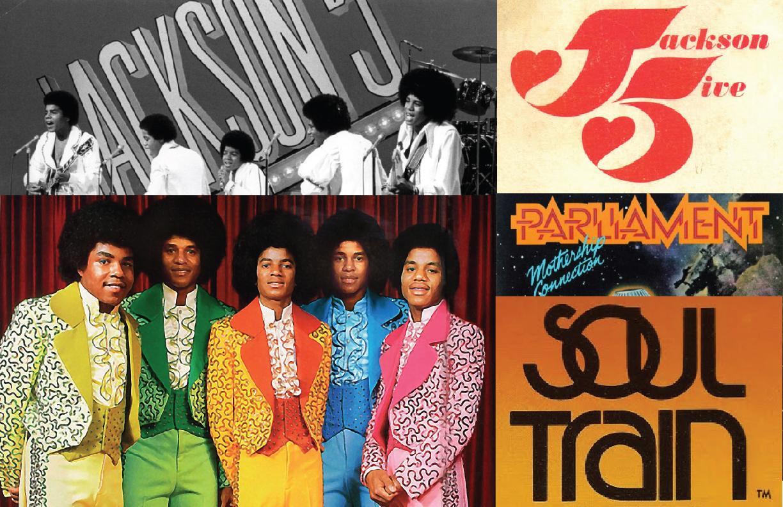 Jackson 5 / logo reinterpretation  & Tom Petty - Stand Your Ground    - image 12 - student project