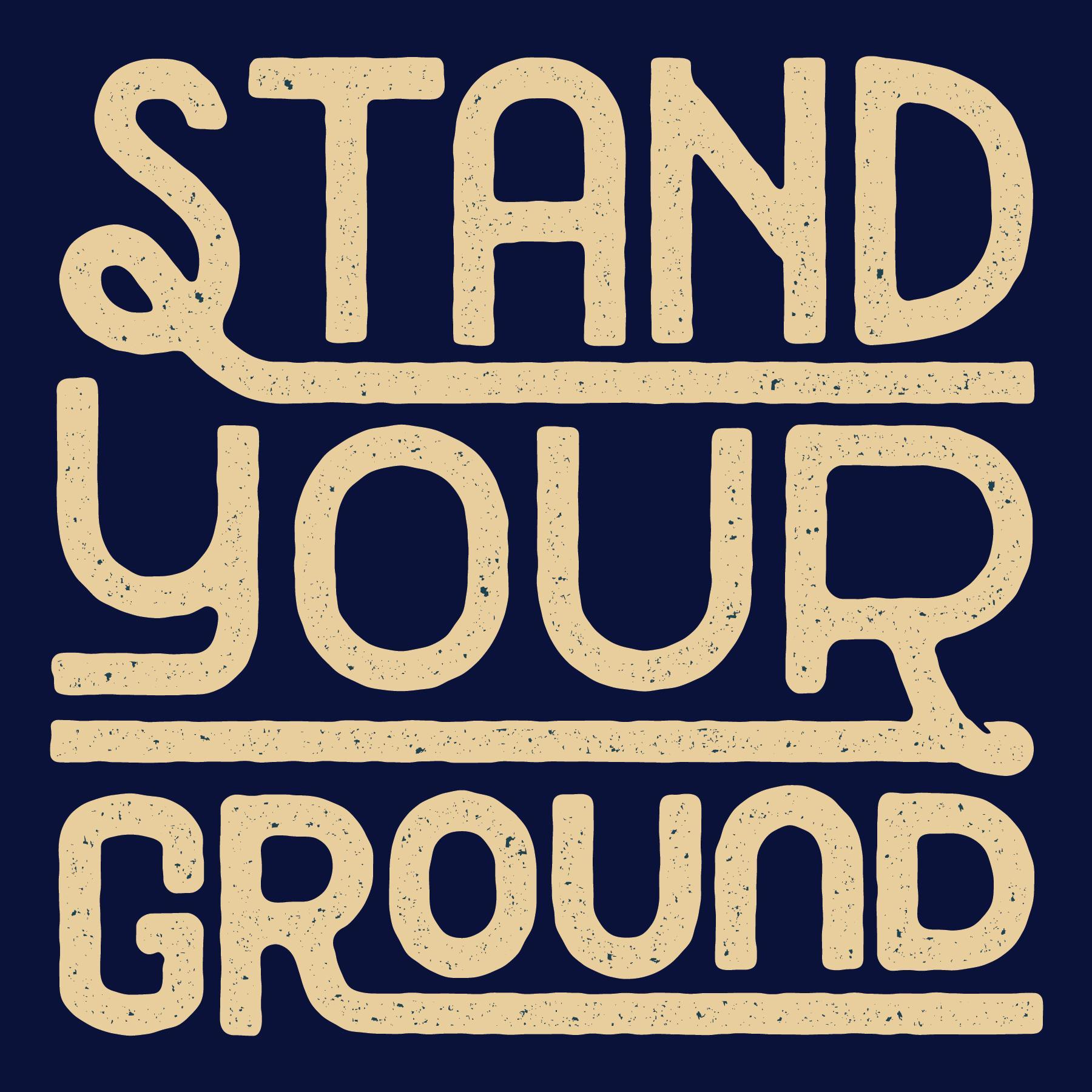 Jackson 5 / logo reinterpretation  & Tom Petty - Stand Your Ground    - image 10 - student project