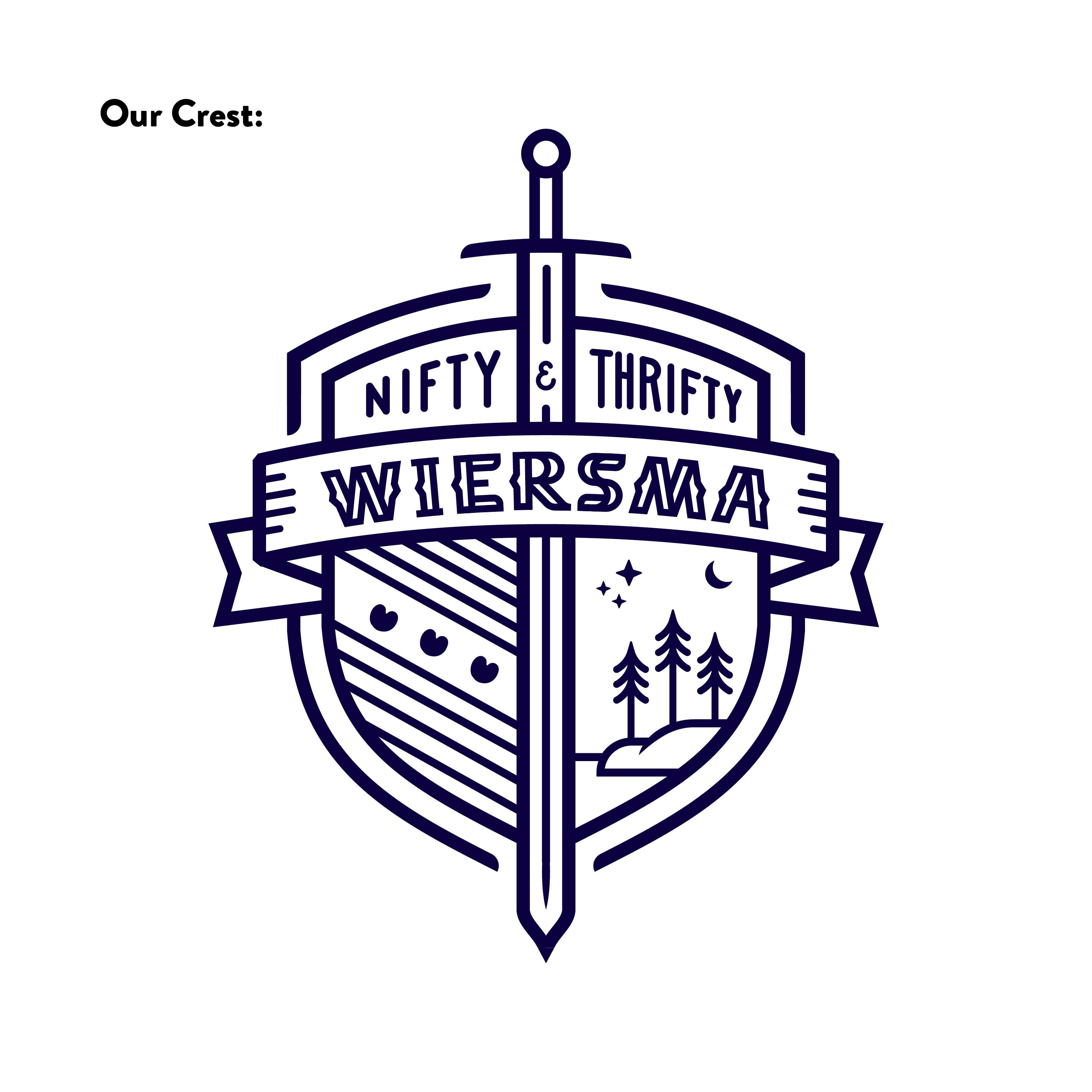 Wiersma Family Crest - image 8 - student project