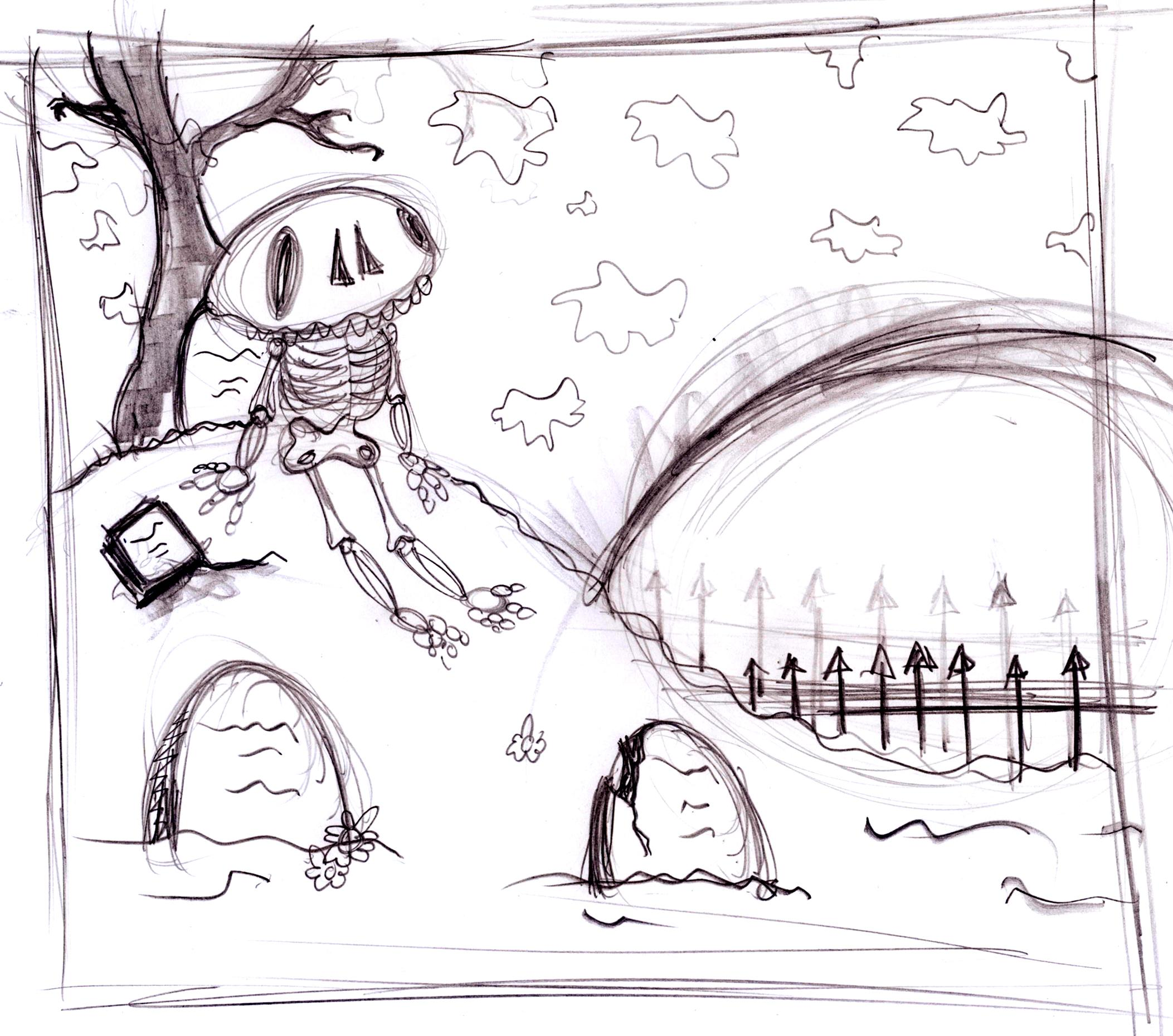 Skeleton Night - image 1 - student project