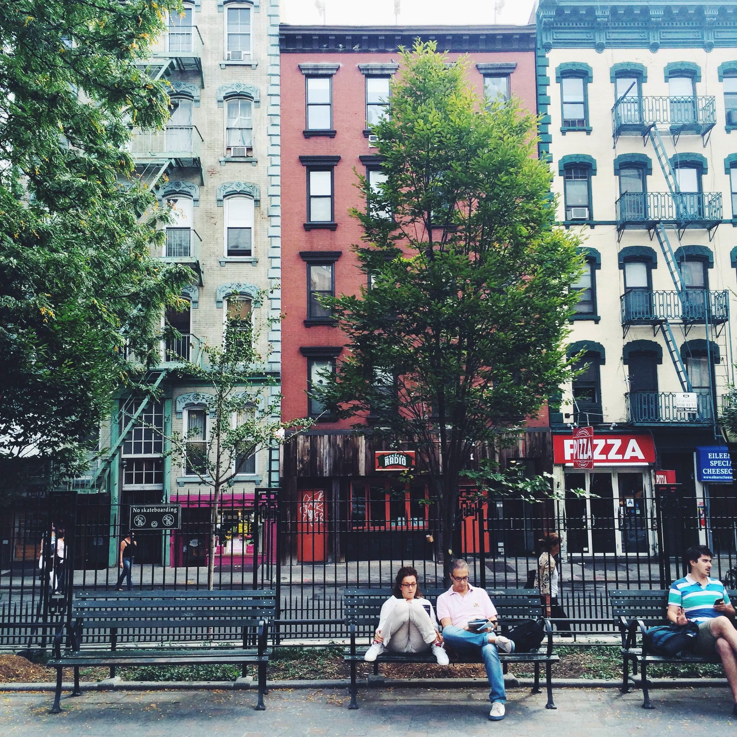 SoHo, New York in September - image 5 - student project