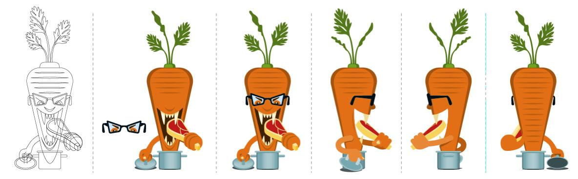 Meat eating vegetables - image 11 - student project