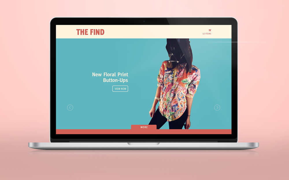 The Find (Updated 3/24) - image 2 - student project