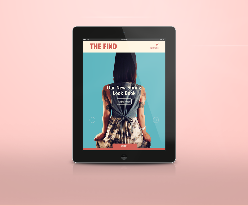 The Find (Updated 3/24) - image 3 - student project