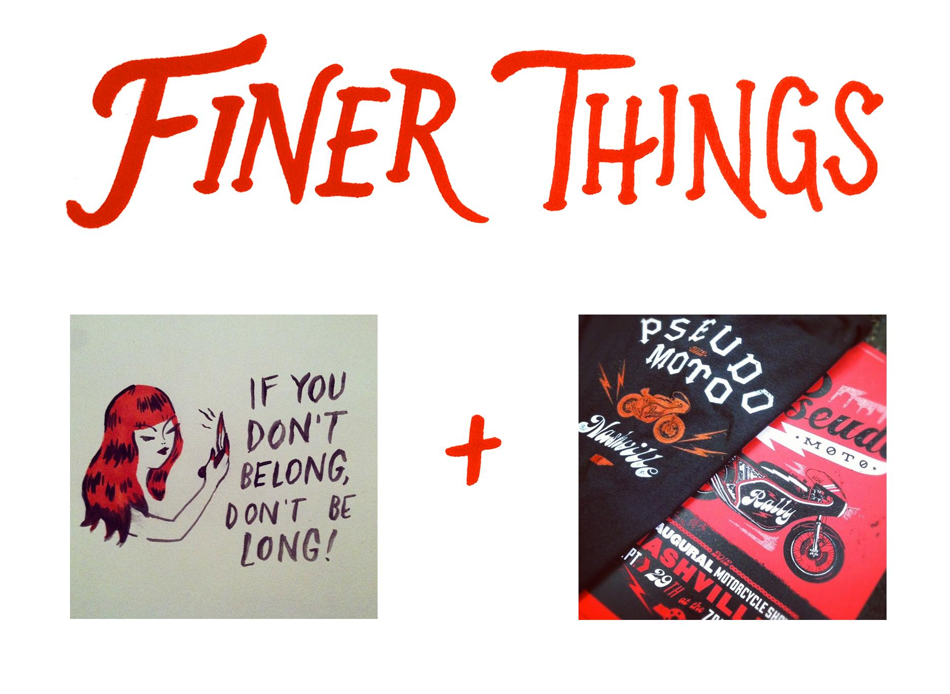 Finer Things - Labels and Tags - image 14 - student project