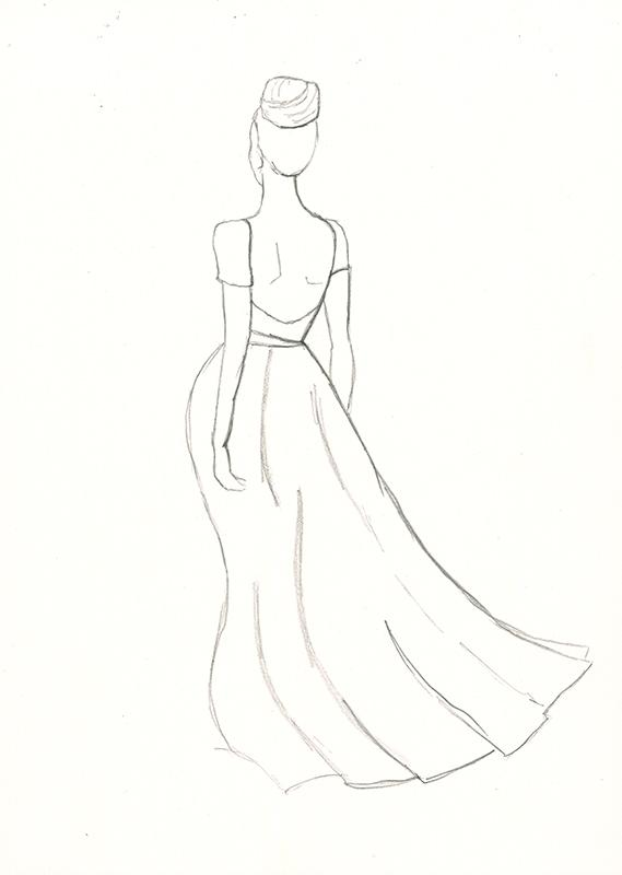 Updated: Embellished Ballerina Beauty - image 6 - student project