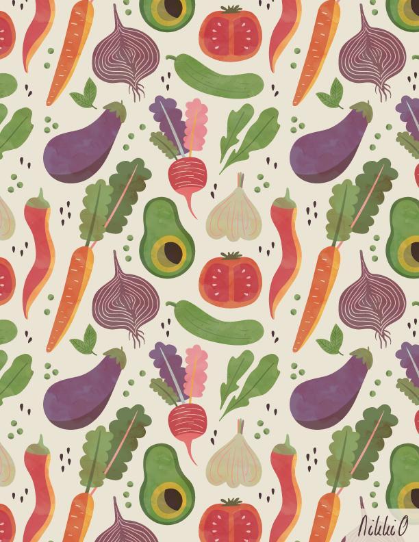 Fruits & Veggies - image 5 - student project