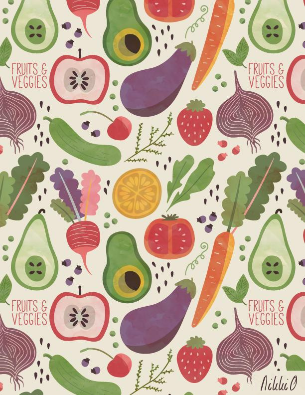 Fruits & Veggies - image 3 - student project