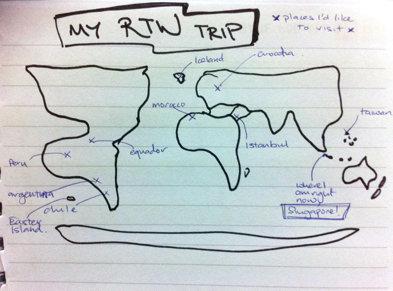 Jac's Mishap Map - image 6 - student project