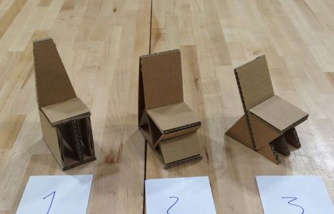 Cub Chairs - image 1 - student project